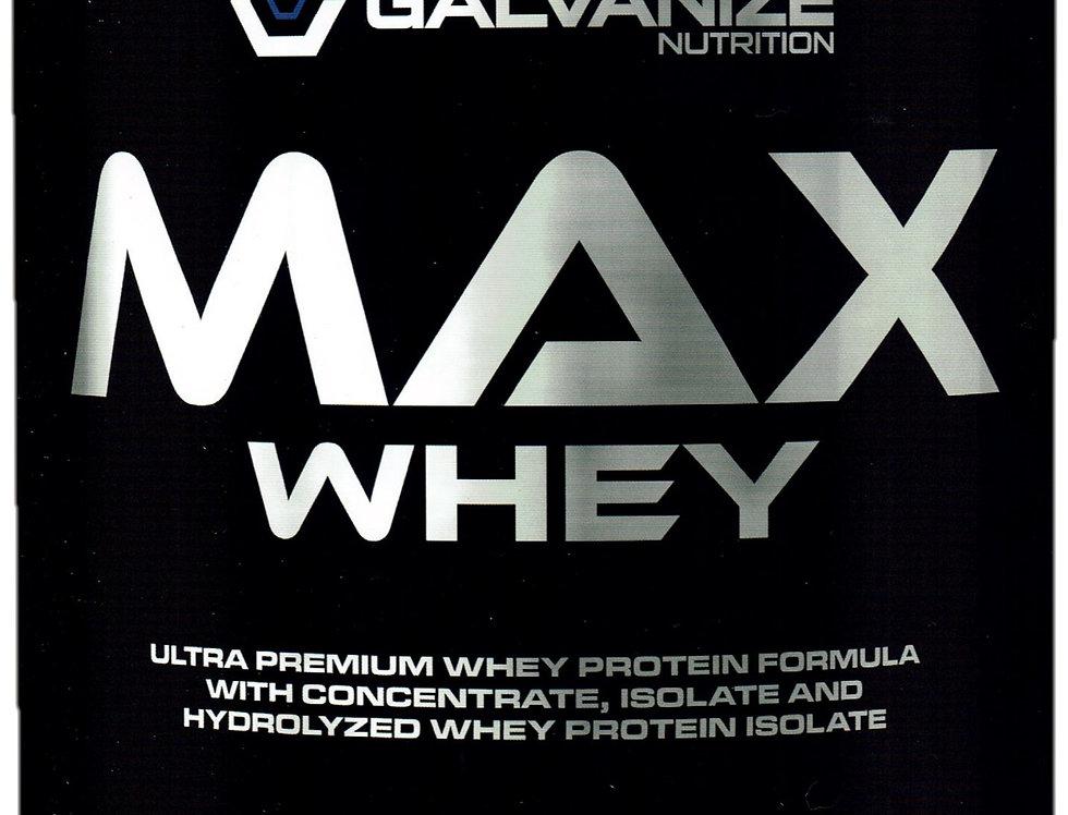 Galvanize MAX Whey2.280G