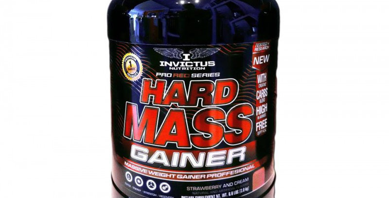 Hard Mass Gainer 3000g