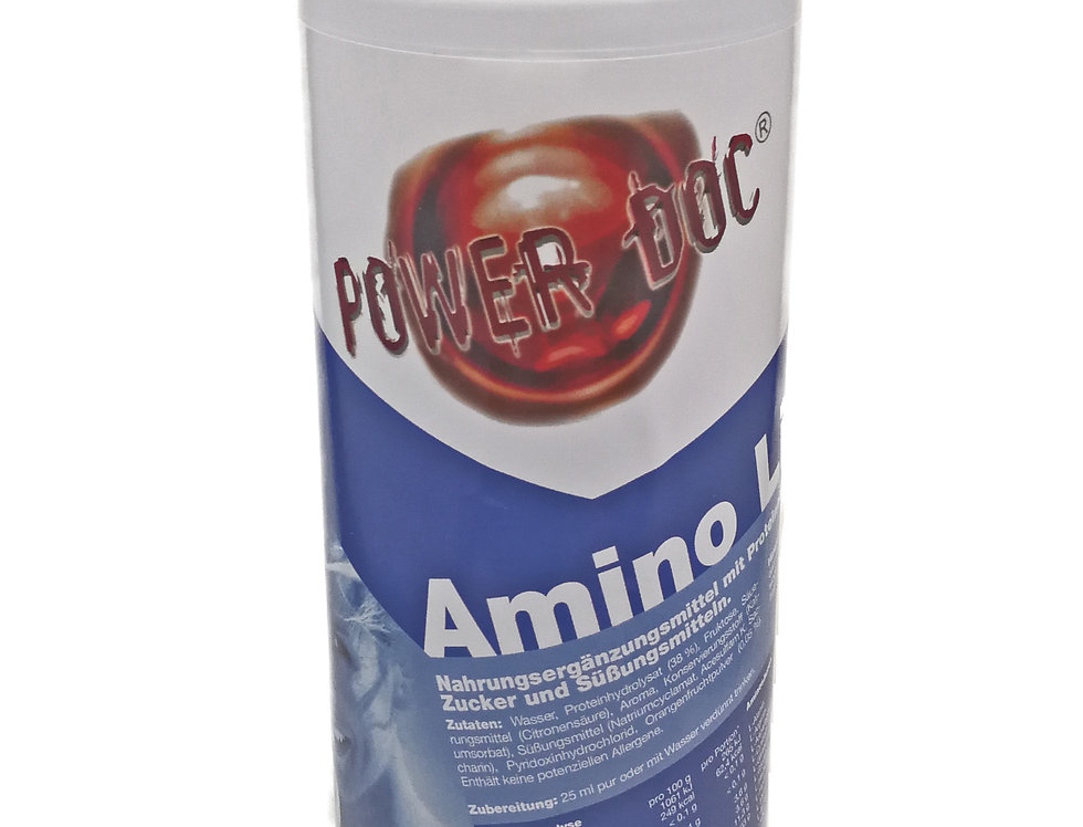 Amino Liquid von Power Doc