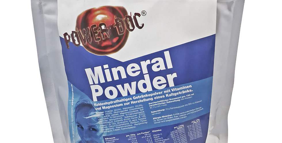 Mineral Powder 600g