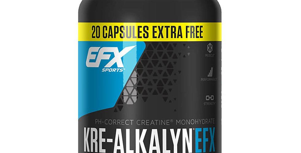 EFX Kre-Alkalyn – 260 Kapseln
