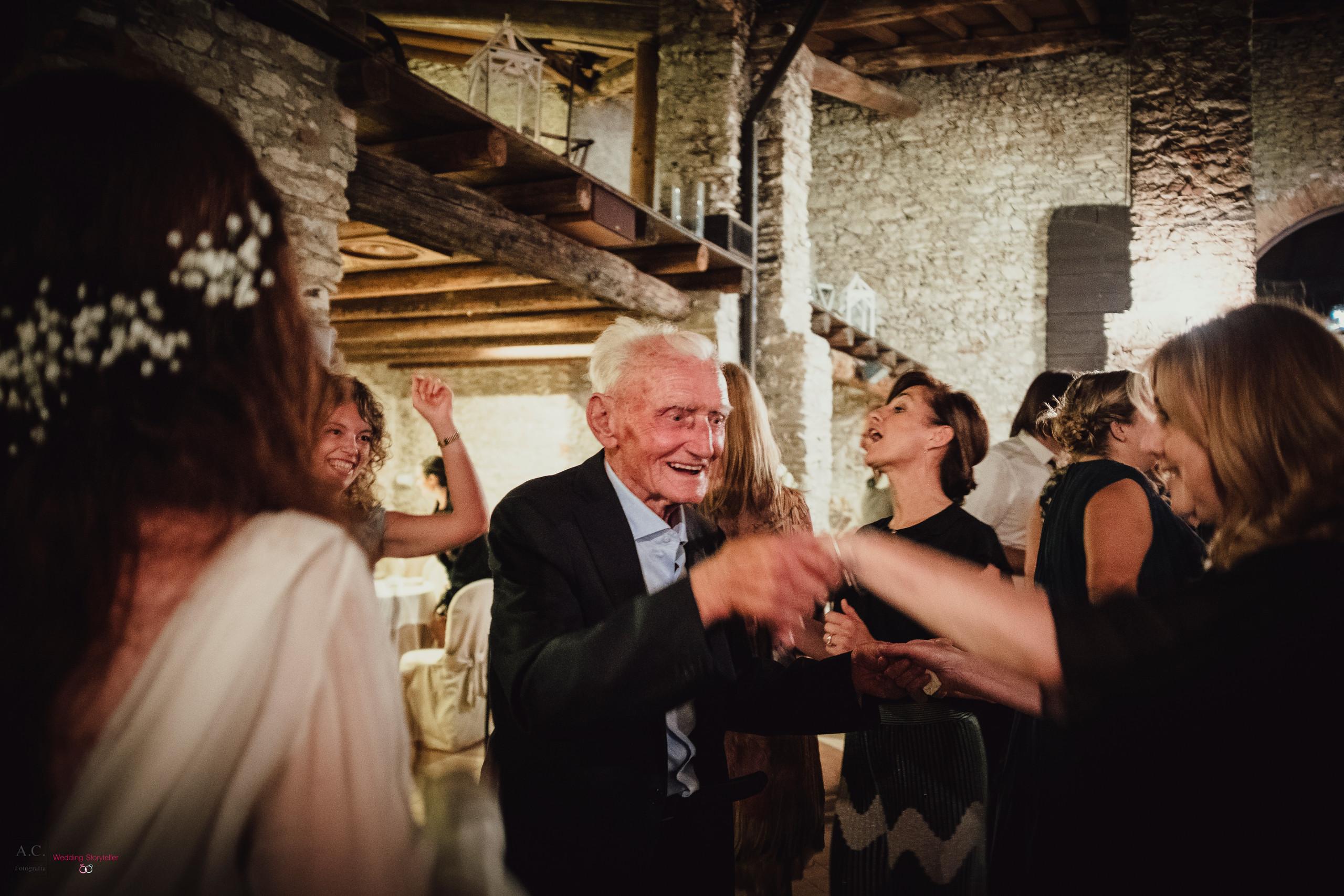 Destination wedding in Franciacorta