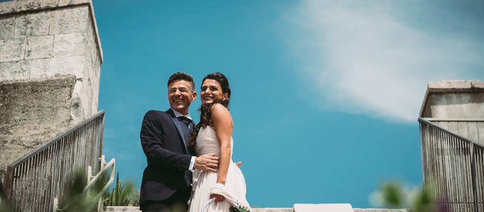 Romantic Wedding in Pastrengo (Valpolicella-Verona)