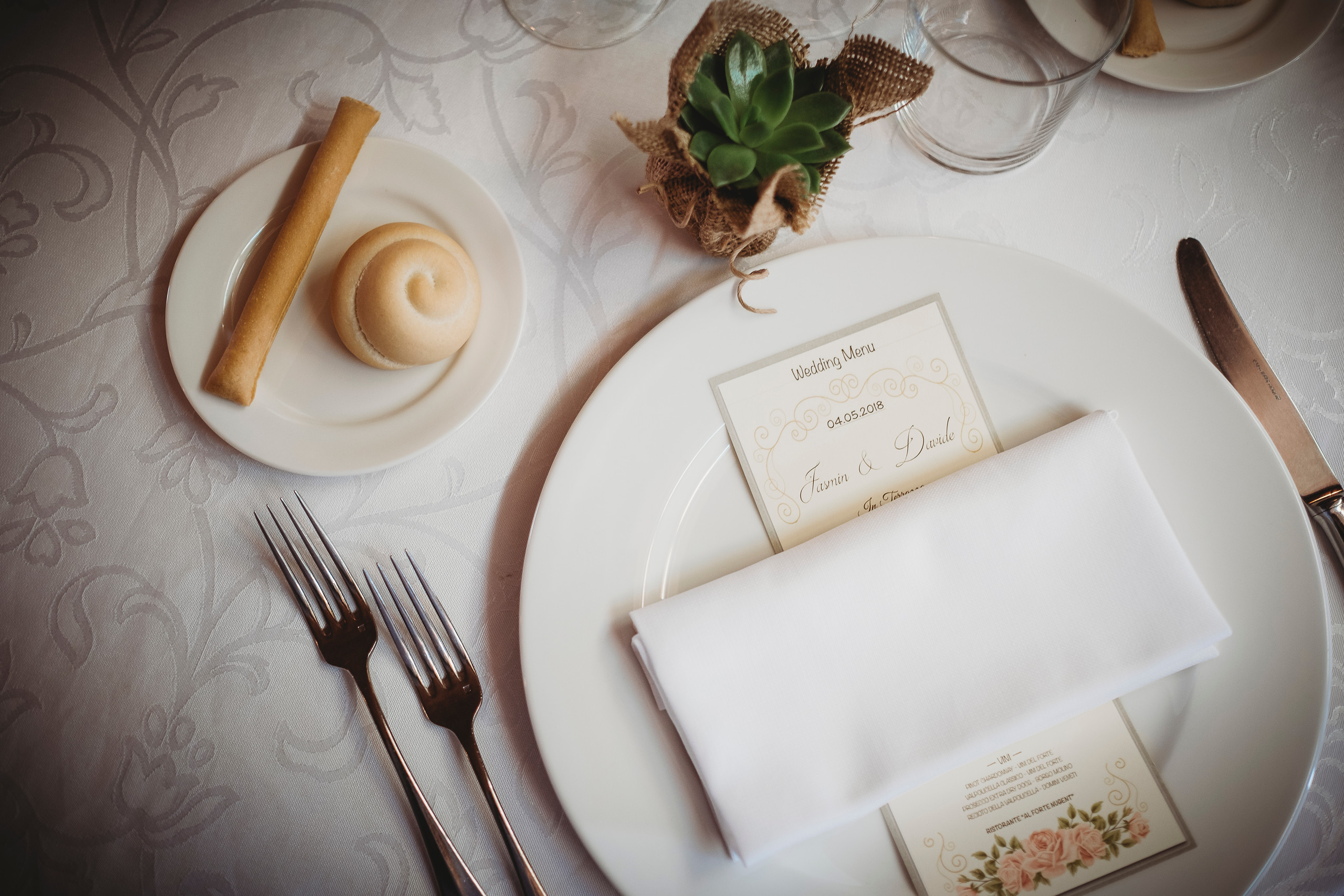 Italian-German wedding in Verona