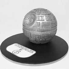 Star Wars Deathstar Cake