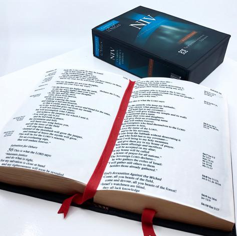 Replica NIV Clarion Bible