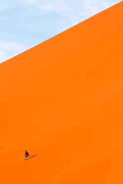 Descent (Namibia, Dune 45)
