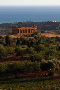 Temple of Concordia, Sicily