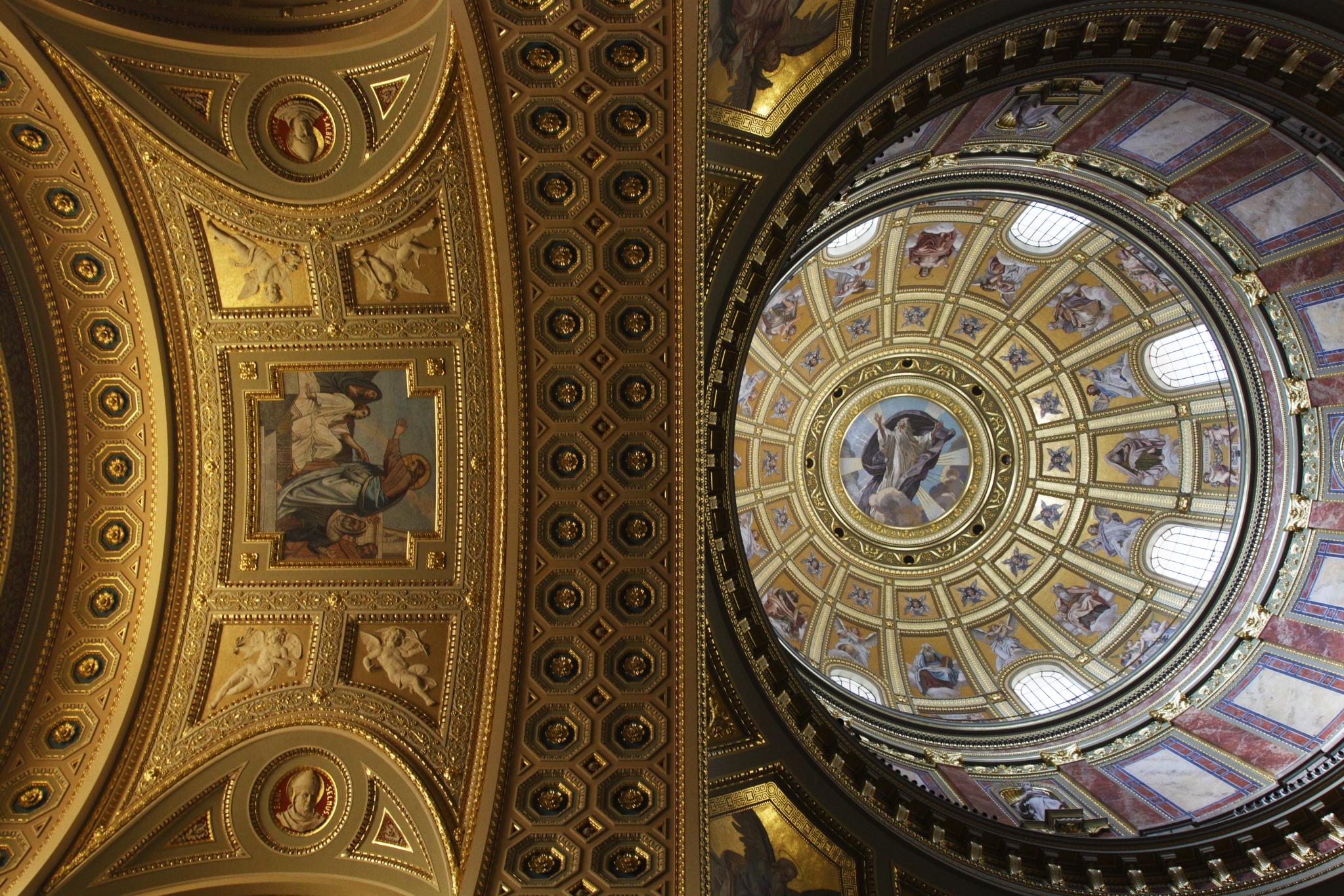 St. Stephen Basilica, Budapest