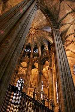 Catedral La Seu, Barcelona