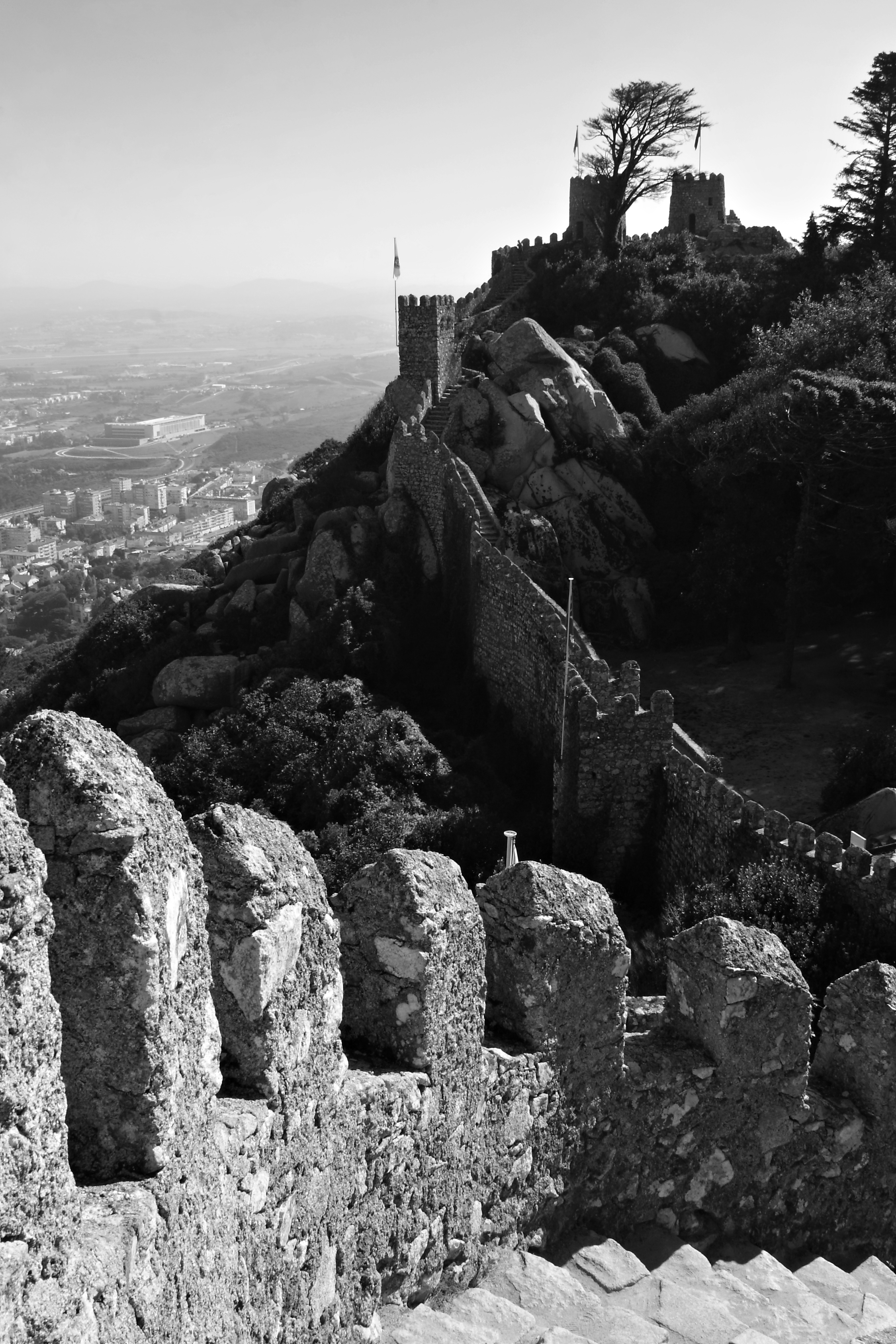Fortifications in Sintra