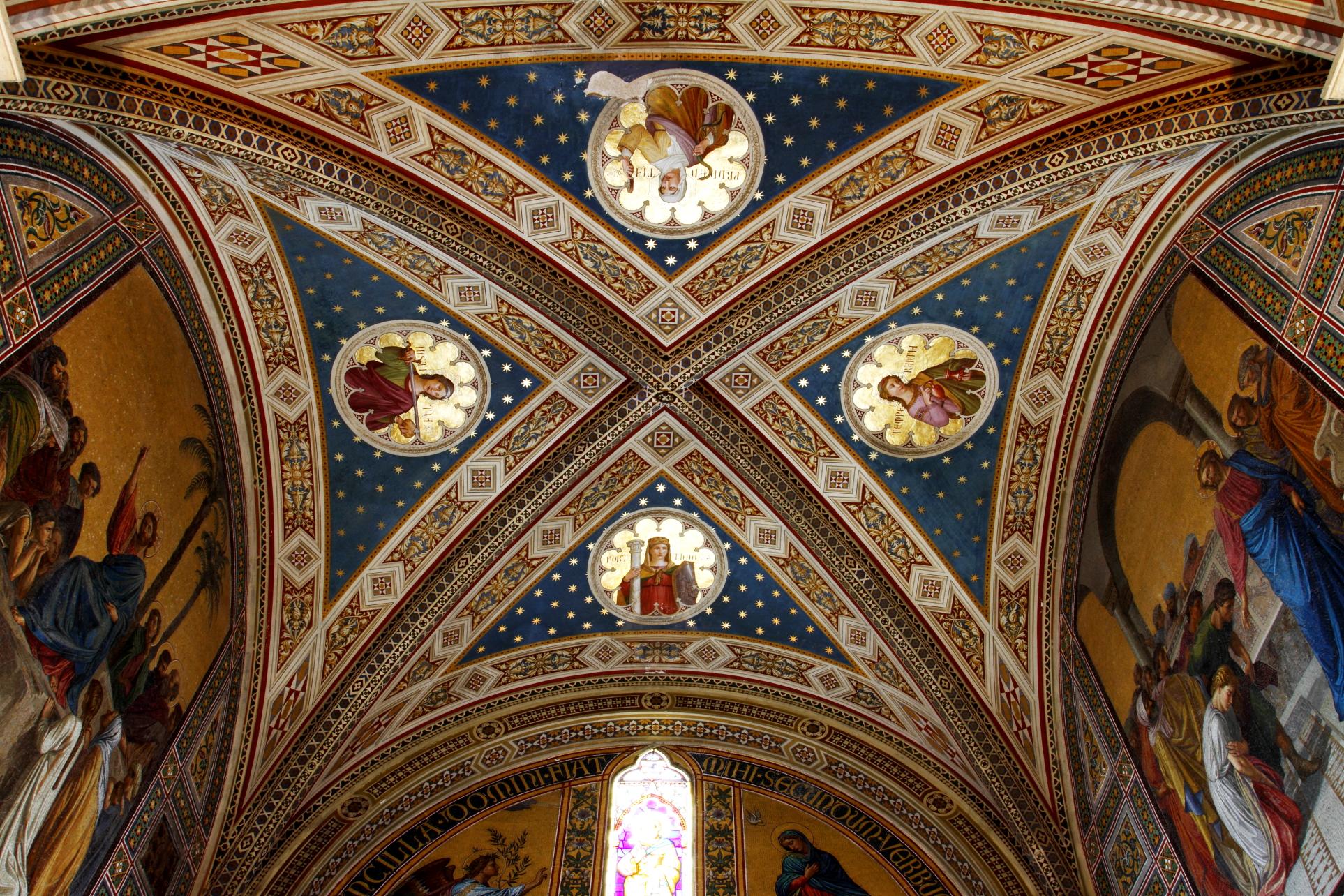Chapel of Castel Brolio, Chianti