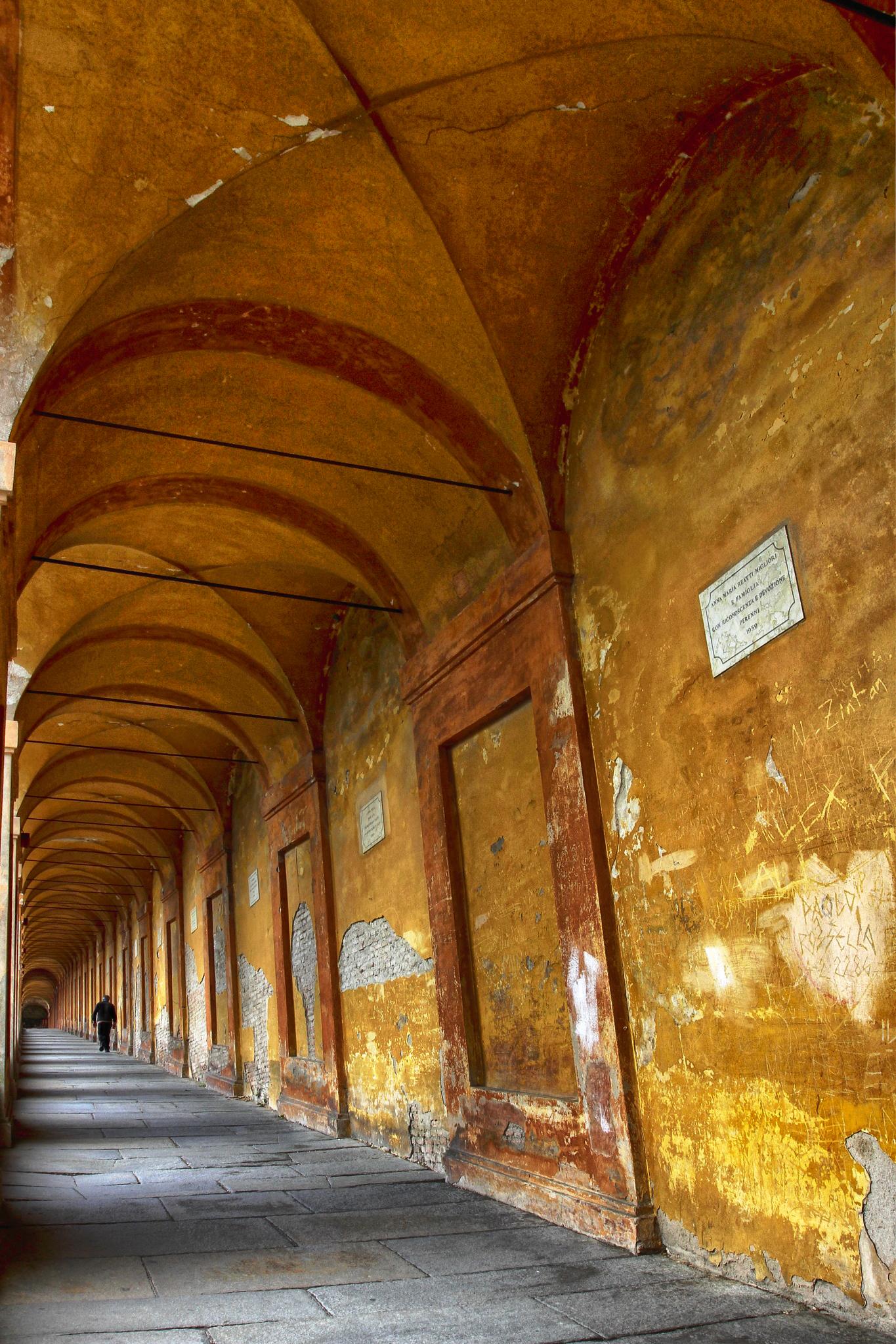 Porticos of San Luca, Bologna