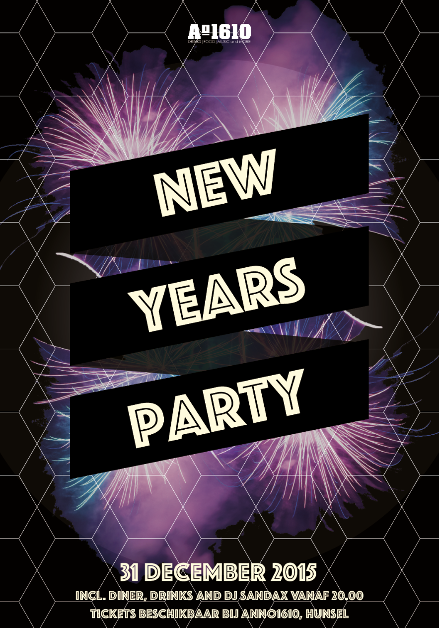 New years party 2016