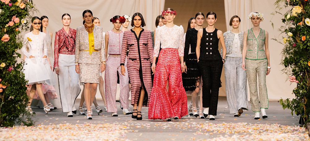 Chanel Spring-Summer 2021 Haute Couture Fashion Show