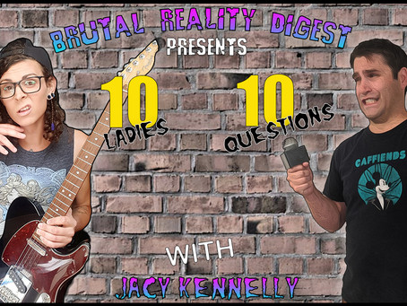 10 Ladies - 10 Questions - Jacy Kennelly