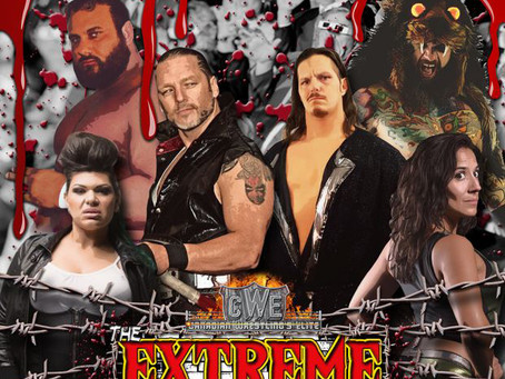 Extreme Consequences: A Wrestling Review