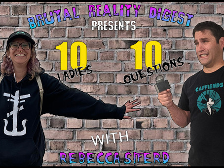10 Ladies - 10 Questions - Rebecca Siferd