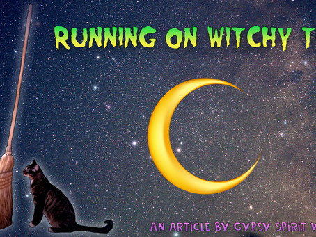 Running on Witchy Time