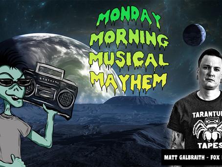 MONDAY MORNING MUSICAL MAYHEM - featuring Fox Run/The Highdives