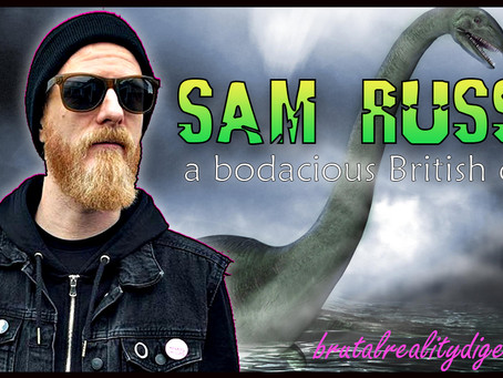 A bodacious British chat with Sam Russo