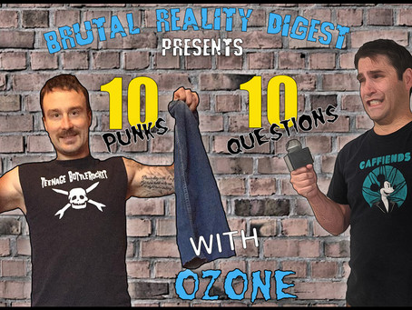 10 Punks - 10 Questions - Ozone