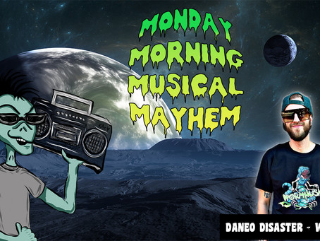 MONDAY MORNING MUSICAL MAYHEM - featuring Wormhusk