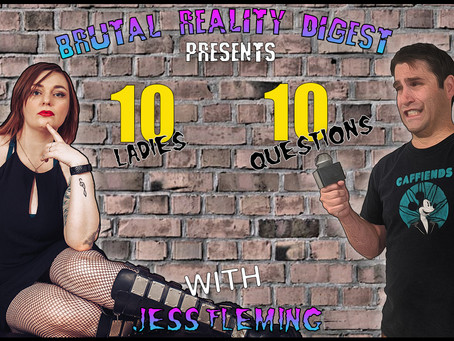 10 Ladies - 10 Questions - Jess Fleming