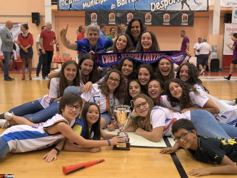 CDEFF Maior Potência do Basquetebol Madeirense!!