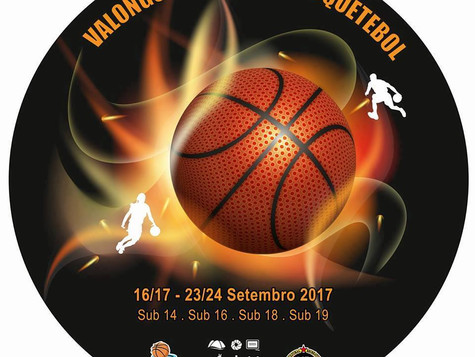 Sub 14 no Torneio Valongo Capital do Basquetebol