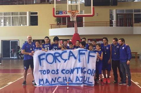 Sub 14 Campeões Regionais