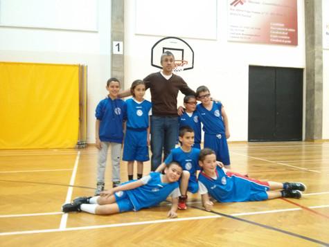 MINI 8 - Campeões da Madeira -2015