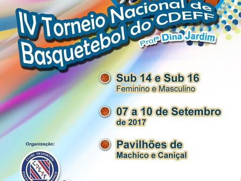 IV Torneio Nacional do CDEFF