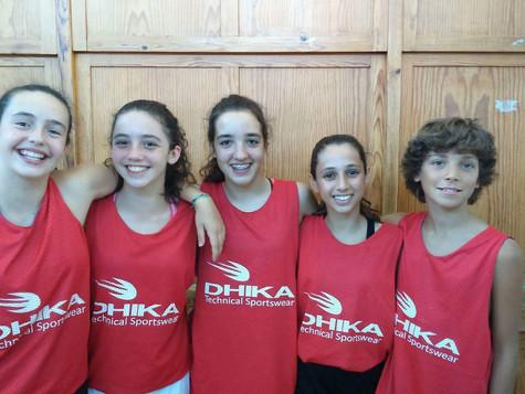 Momento marcante na história do Clube Desportivo da Escola Francisco Franco