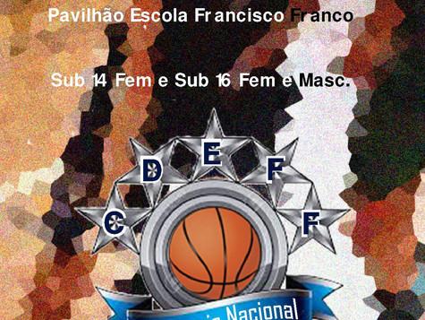 A Direção do Clube Desportivo da Escola Francisco Franco, por ocasião da realização da terceira ediç