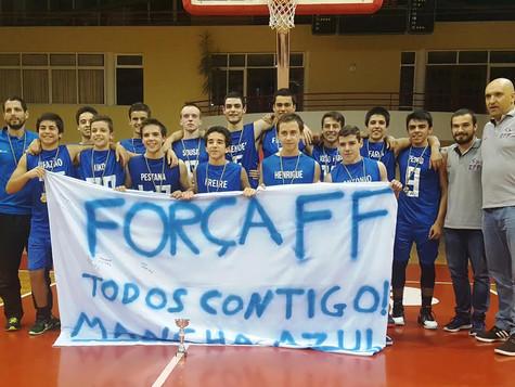 Sub 16 Campeões Regionais