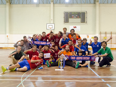 CDE Francisco Franco conquista Juniores de Futsal