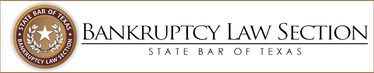 bankruptcy law section texas.png