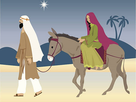 Sharing the Story of Mary and Joseph and their Journey of Faith