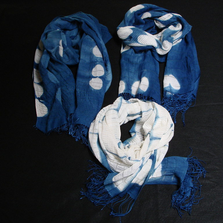 Shibori Indigo Workshop