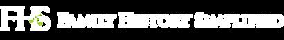Family History Simplified logo