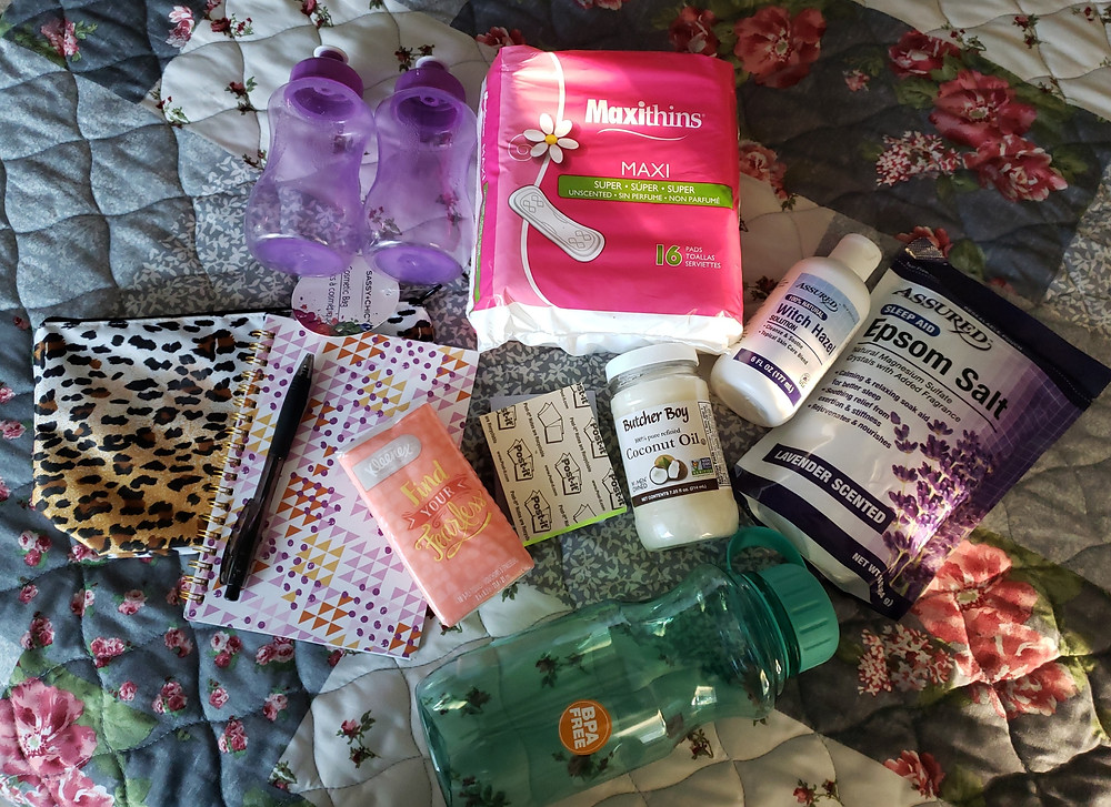 10 thing to get from dollar tree after having a baby