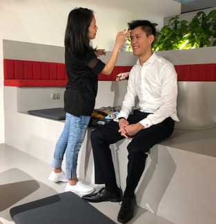 Maggie Yang - Makeup