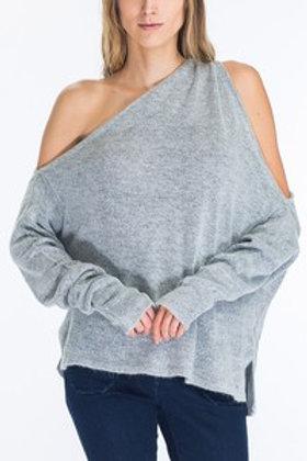 The Lauren Off The Shoulder Sweater