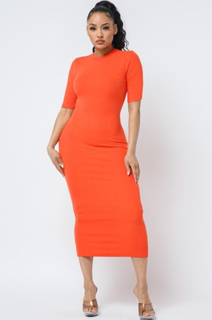 Nyla Fitted Dress