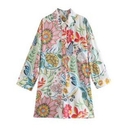 The Floral Romper