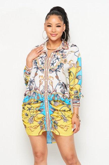 Chloe Shirt Dress