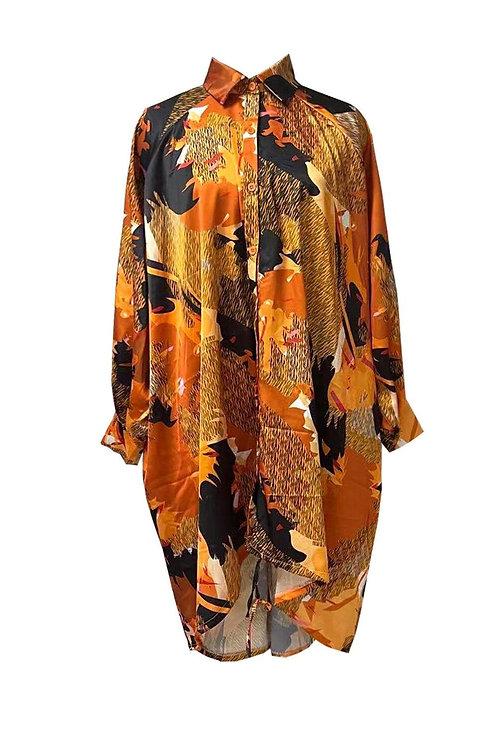 AUTUMN The Oversize Dress