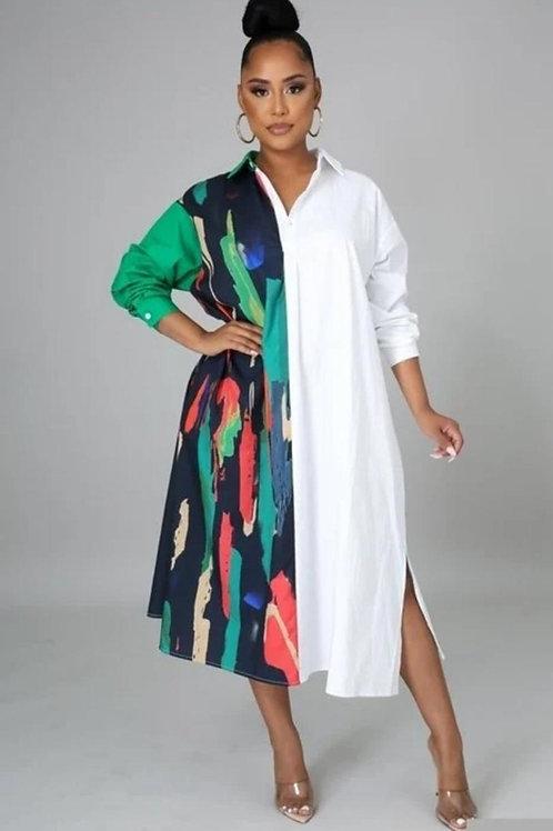 The Elise Dress