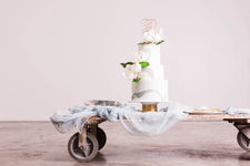 Modern Luxury Magazine: Cake Feature